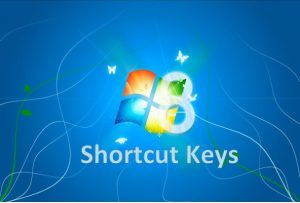 windows 7 shortcut keys