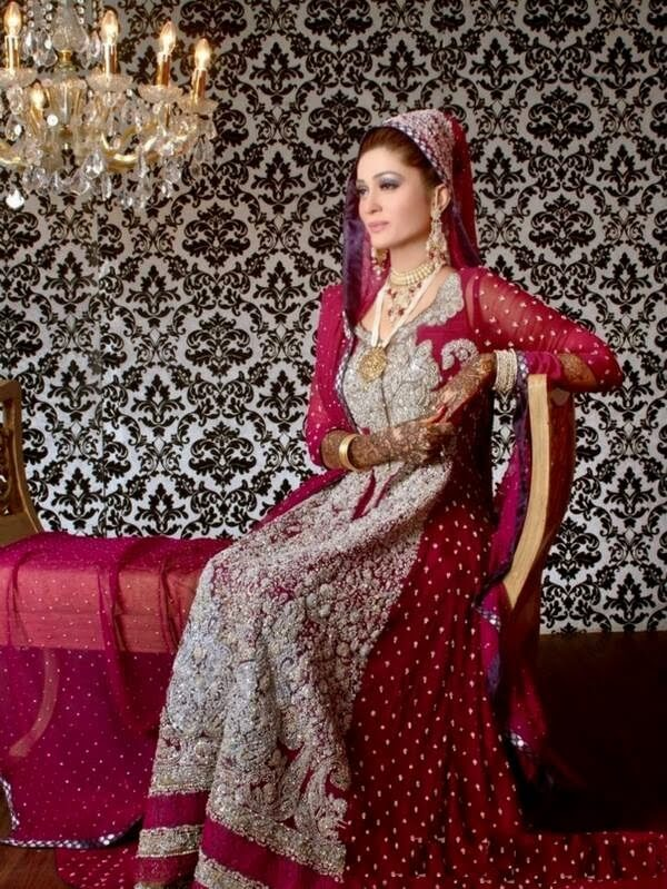 Latest Bridal Boutique Collection By Zaib Fashion