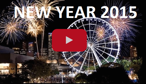 Happy New Year Celebration 2015 Video