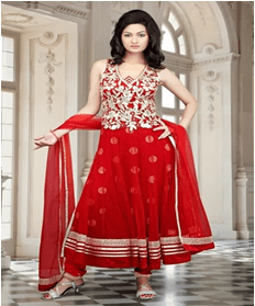 Latest And Stylish Valentines Day Dress Collection For Girls