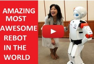 Watch Wonderful Robots In The World Amazing Video