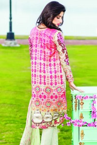 Beautiful Latest Cross Stitch Lawn summer Collection 2015-16
