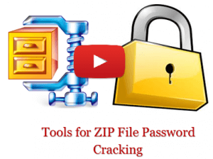 How To Crack Zip Password Amazing Video Computer Tips