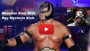 Shocking Video Wrestler Died With Rey Mysterio Kick
