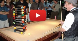 Watch Wonderful Best And Amazing Snooker Tricks Video