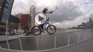 Watch Most Amazing Danny MacAskill Bicyclist Stunts