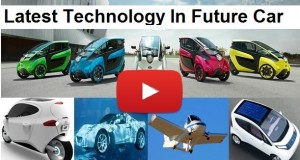 Watch Amazing And latest Technology of Future Cars