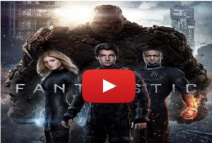 Watch Latest Movie Fantastic Four Official Trailer Video