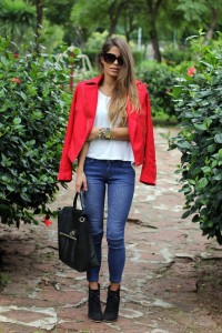 Latest And Stylish Spring Wear Jeans Styles For Girls 2015