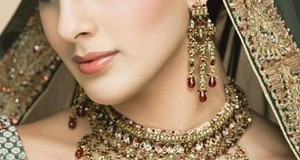 New Stylish Asian Bridal Gold Jewelry Collection 2015