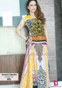 Stylish Dawood Lawn Summer Wear Collection 2015 Vol-3 (1)