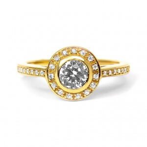 Decent Engagement Rings For Girls By Arabel Lebrusan