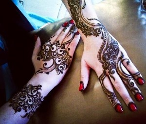 asian bridal mehndi designs, worldwide designs