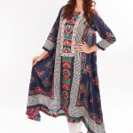 loose kurta collection, summer lawn collection
