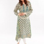 Firdous Embroidered Lawn, Eid Modish Collection