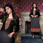 Sushmita Sen Embroidered Collection, marvelously designed collection