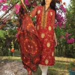 awesome stitching fashions, lovely embroidered prints