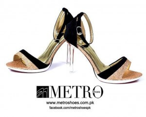 Metro Graceful Eid Shoes Trend For Stylish Girls