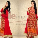 girls party fashion, embroidered semiformal collection