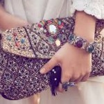 young girl clutches, western trendy handbags