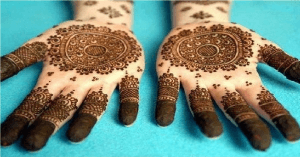 Beautiful Mehndi design 2015