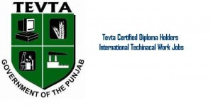 International Career Opportunity Through Tevta Lahore