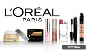 Loreal Paris Best Women Makeup Brand Items