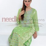 family functions dresses, women embroidered prints