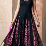 perfect color combination, embroidered fancy dresses