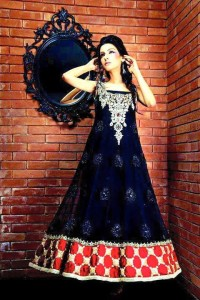 New Fancy Embroidered Eid Dresses For Women
