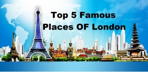 London famous places