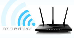 Hotspot WiFi Device to Boost Network Signal Strength