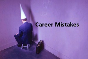 Top Career Mistakes Done by Young Workers