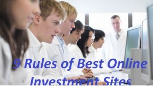 Best Online Investment