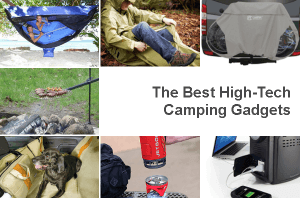 Camping Gadgets Series of Grand High Tech