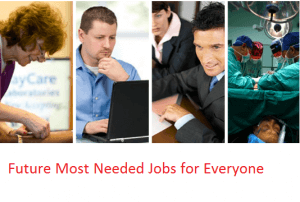 Future Most Needed 10 Best Jobs for Everyone