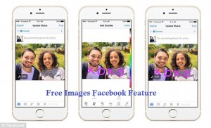 Free Images Facebook Feature for Messenger Users