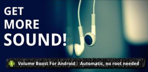 Volume Booster for Android brings sound engine and visualizations