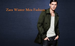 Mens Fashion Finest UK Zara Winter collection
