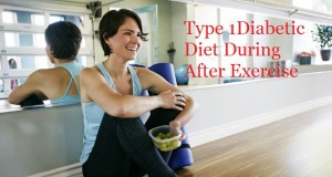 diabetic diet chart During After Exercise